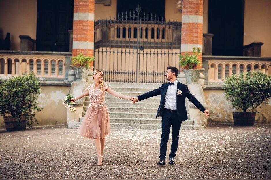 Matrimonio Langhe Castello Barolo
