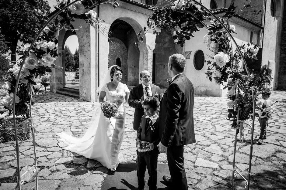 Fotografo Matrimonio La Vià