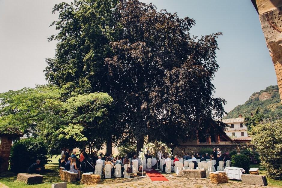 Cerimonia Matrimonio La Vià
