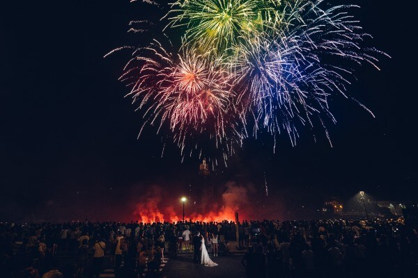 Matrimonio La Vià Fuochi San Giovanni