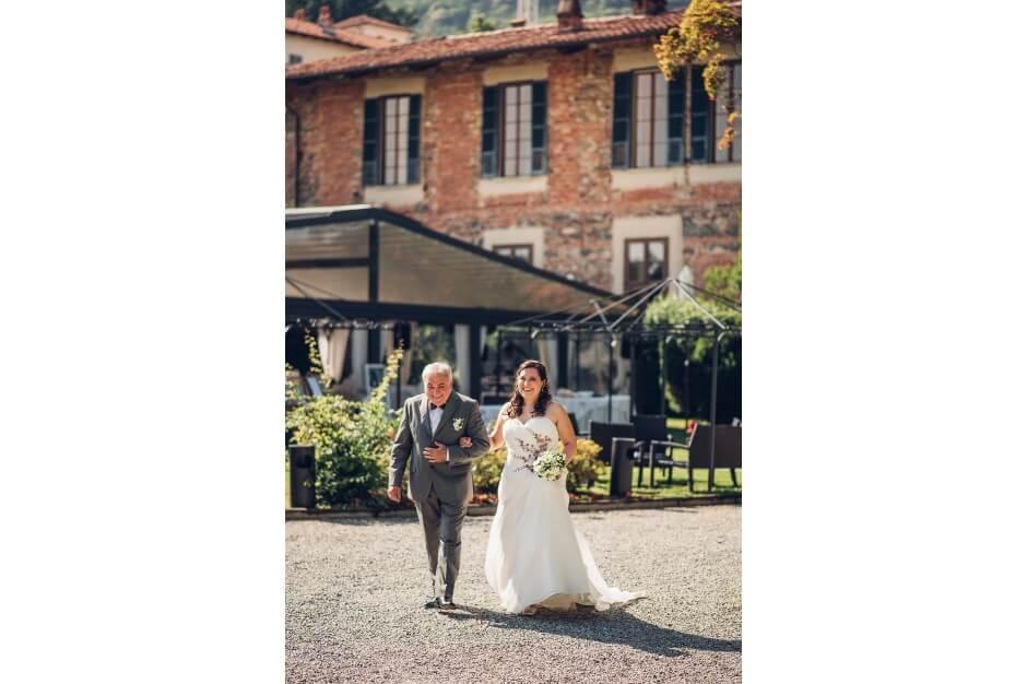 matrimonio americana Villa Soleil