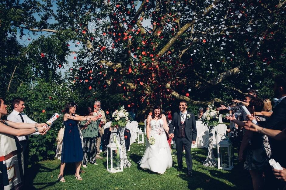 cerimonia matrimonio Villa Soleil