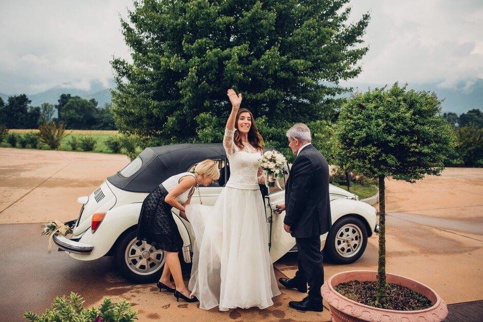 fotografo matrimonio maggiolone cabrio