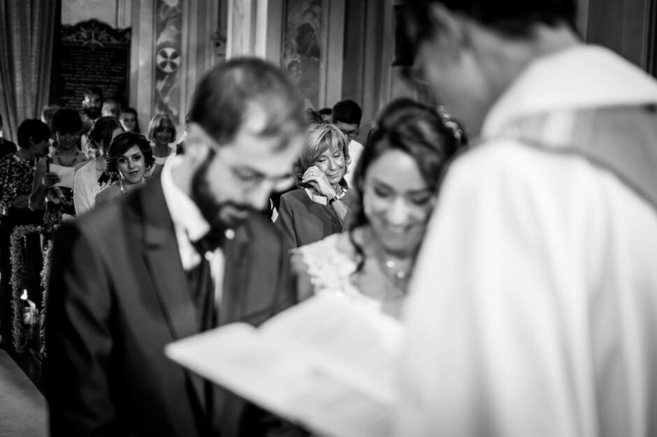 cerimonia matrimonio chiesa banengo