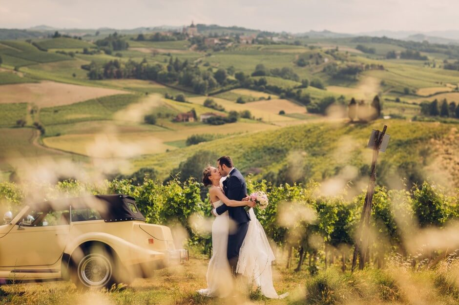 Matrimonio in Monferrato