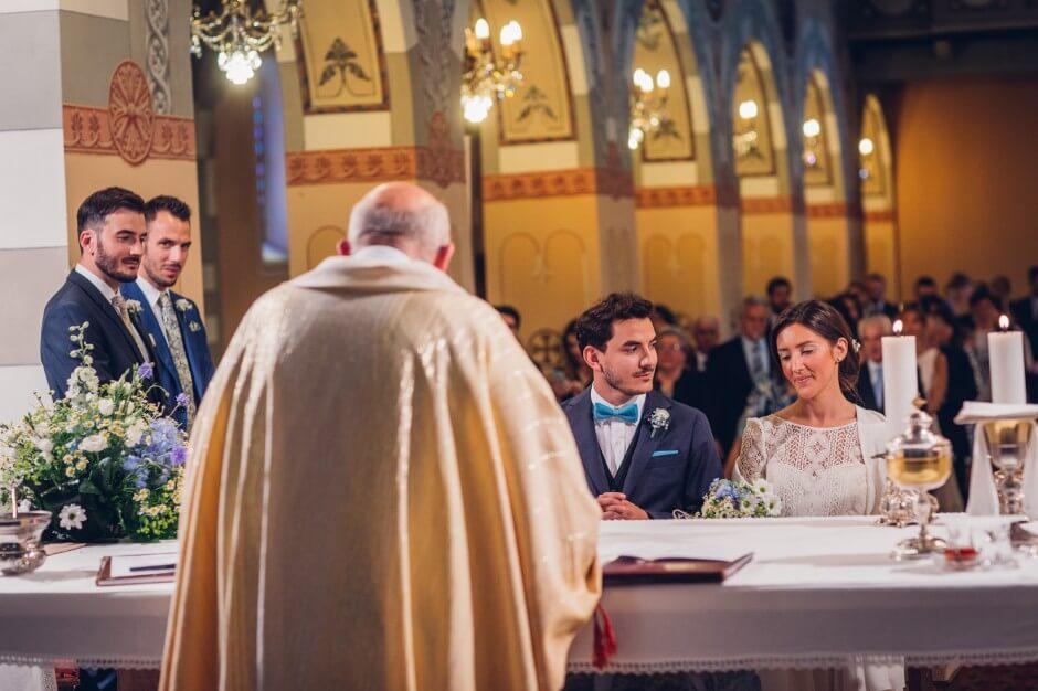 Matrimonio chiesa Campiglione Fenile