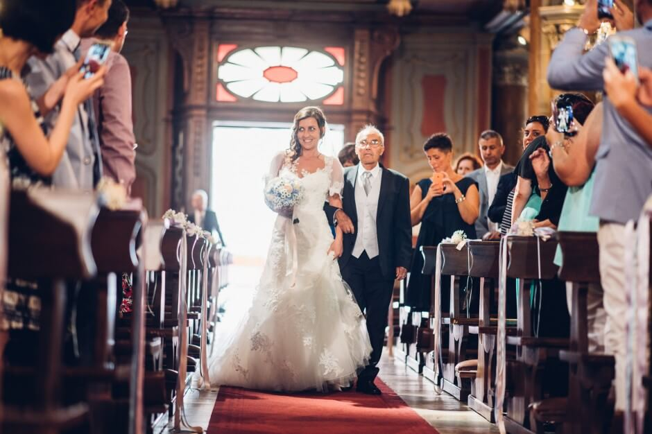 Cerimonia matrimonio Chiesa Volpiano