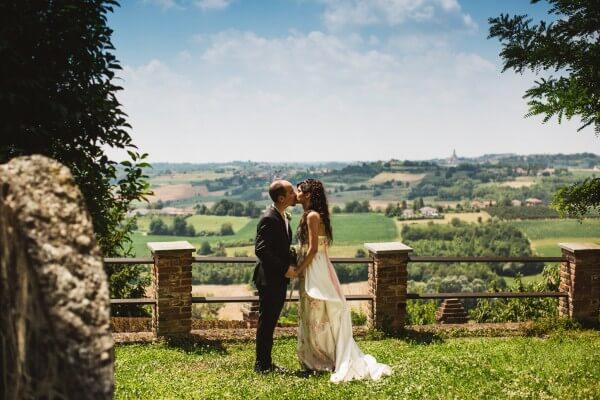 Matrimonio Bric Montiglio Monferrato