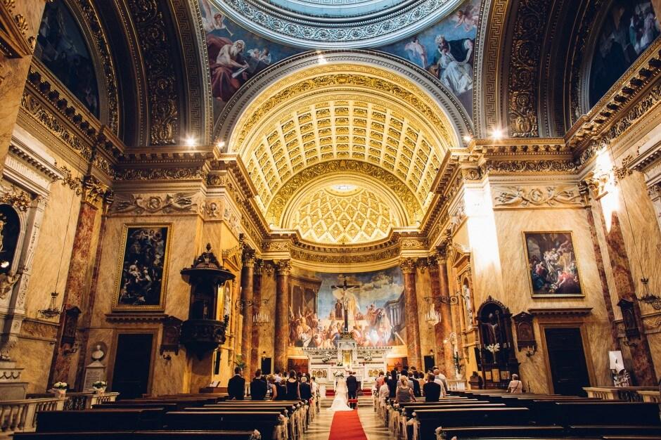 Chiesa di San Massimo matrimonio