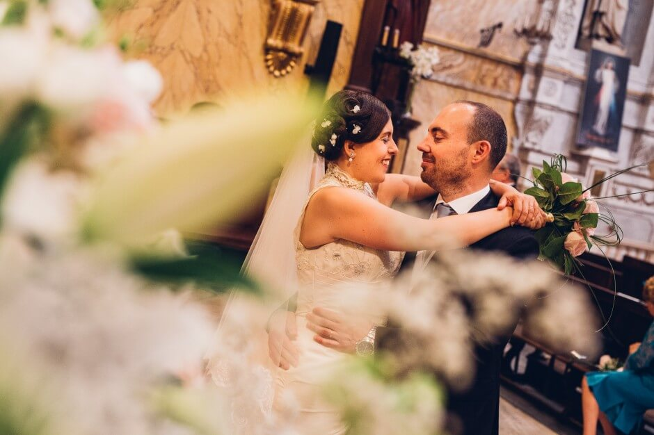 san massimo church wedding