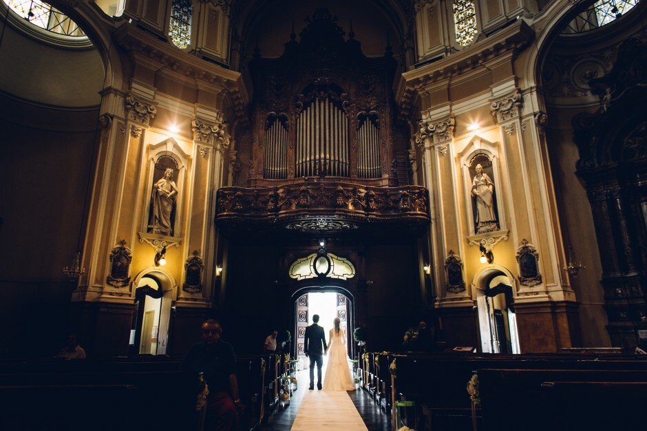 Fotografo matrimonio uscita sposi