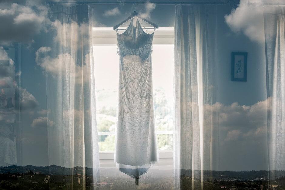 wedding dress Turin Italy