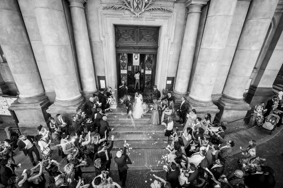 Matrimonio Chiesa Sant'Andrea Bra