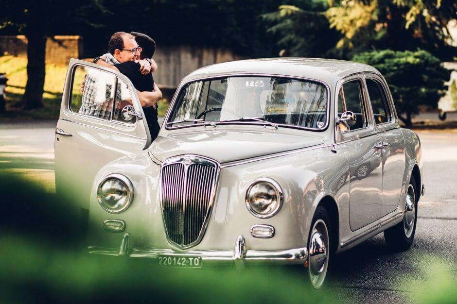 Matrimonio Auto d'epoca