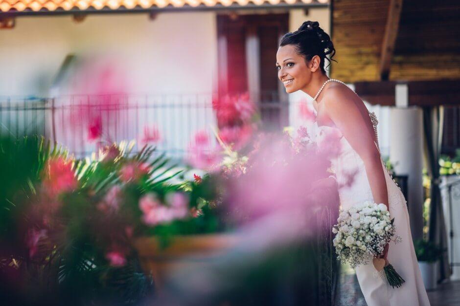 Fotografo matrimonio preparazioni sposa