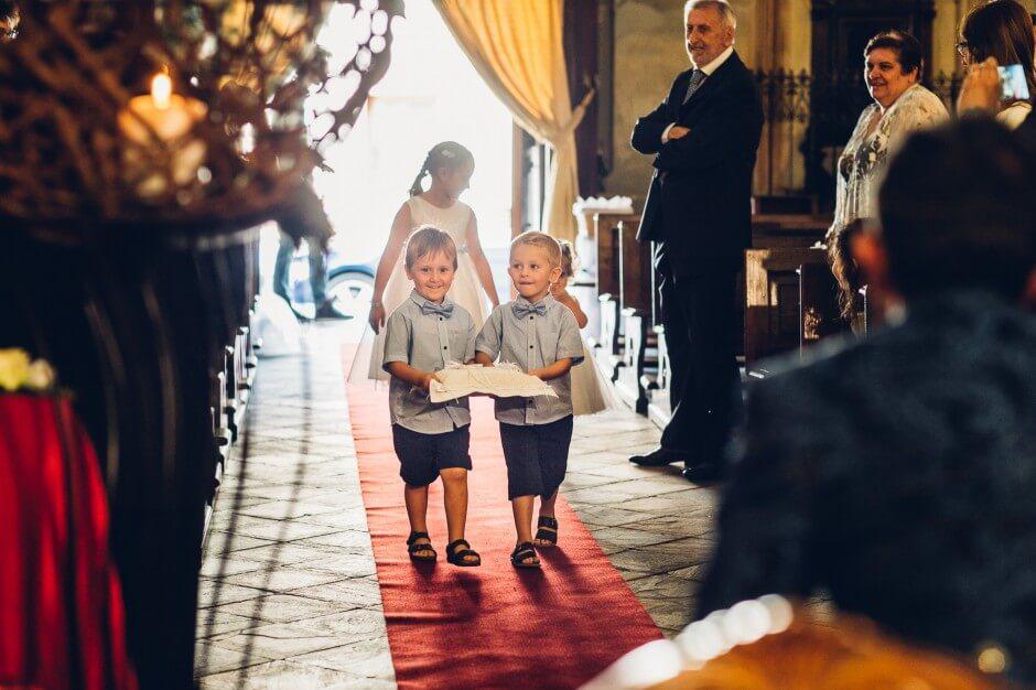fotografo matrimonio con figli