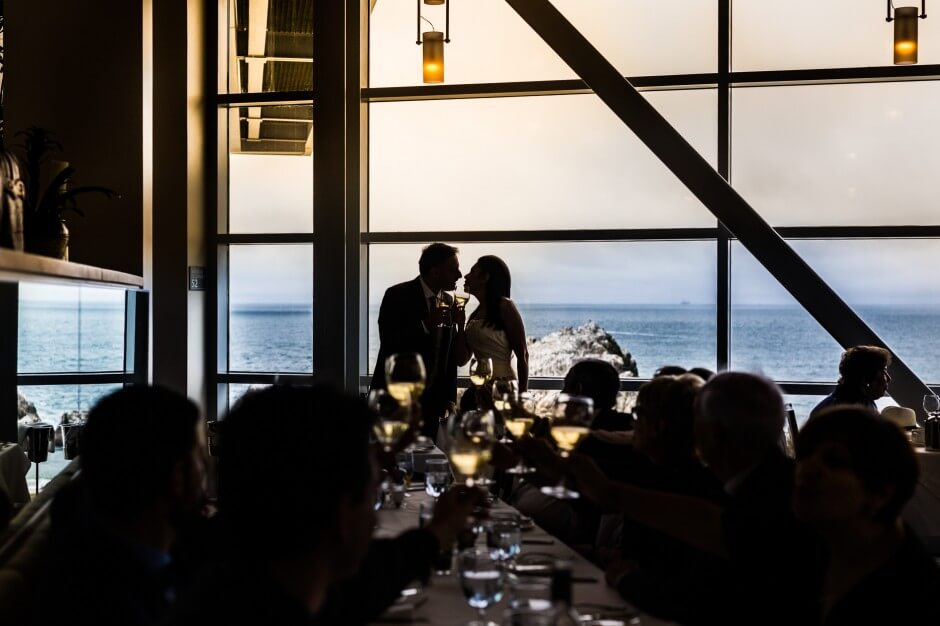 cliff house ricevimento matrimonio
