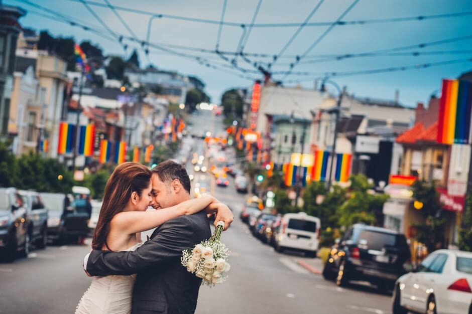 sposarsi in california san francisco