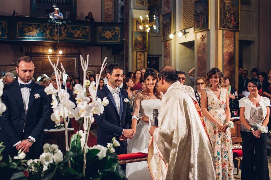 cerimonia matrimonio chiesa fotografo