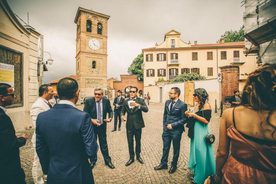 Matrimonio chiesa Alpignano