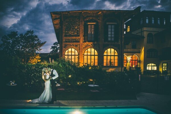 Ricevimento matrimonio Villa Soleil