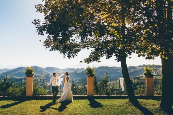 Matrimonio Vecchio Castagno Monferrato