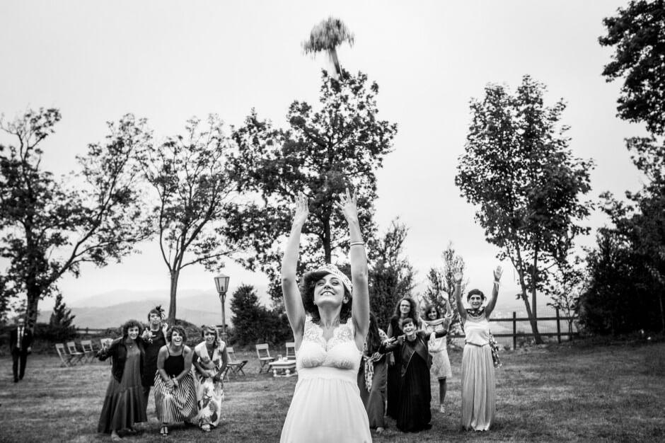 lancio bouquet matrimonio residenza pallavicino