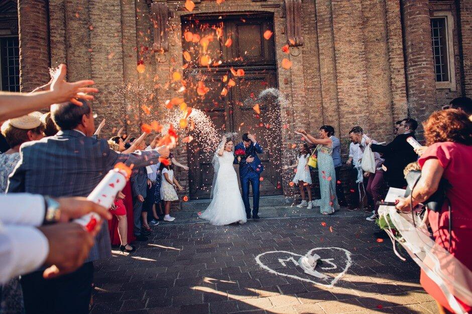 matrimonio nichelino villa bernese