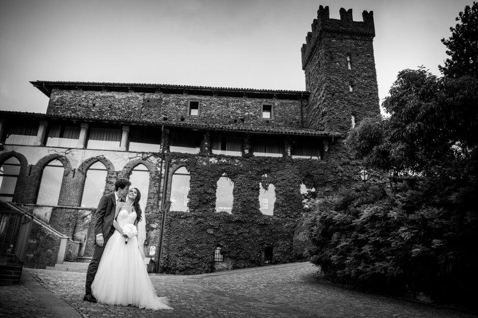 Matrimonio Castello Nove Merli