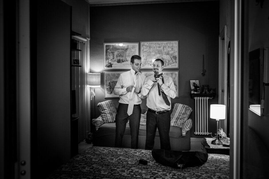 fotografo matrimonio preparazioni sposi