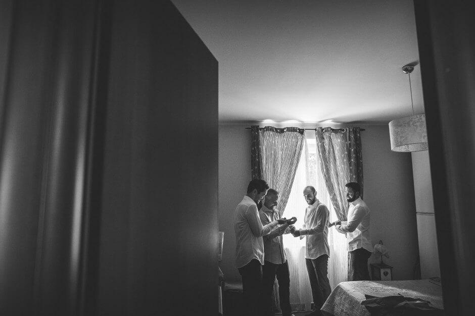 fotografo matrimonio preparazioni sposo