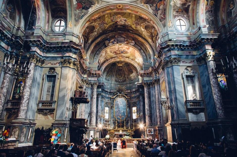 chiesa di san giovanni battista racconigi
