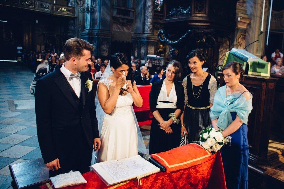 Cerimonia matrimonio Chiesa Racconigi