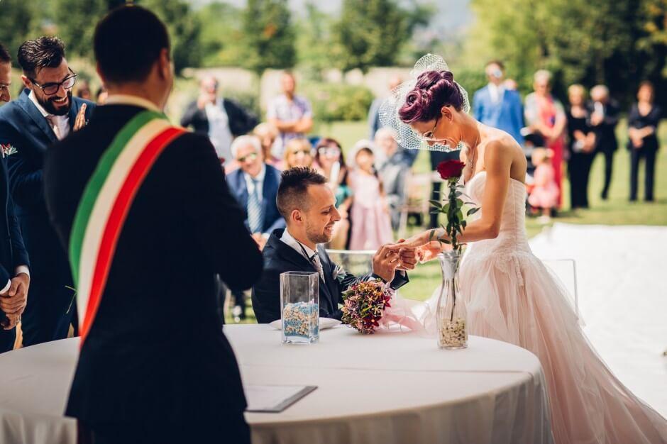 cerimonia matrimonio tenuta michelina