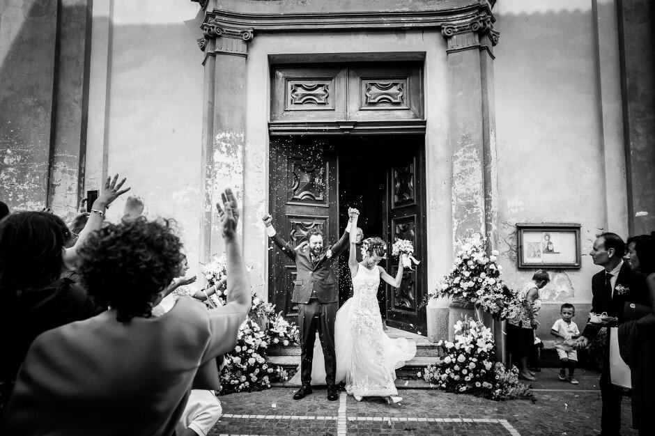 fotografo matrimonio chiesa borgaro