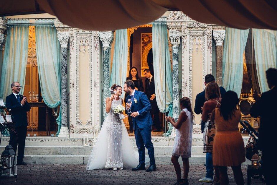 ricevimento nozze villa crespi