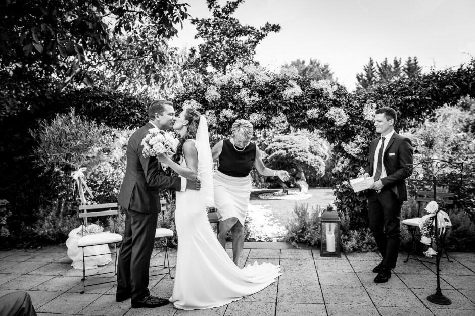 wedding photographer hotel la villa