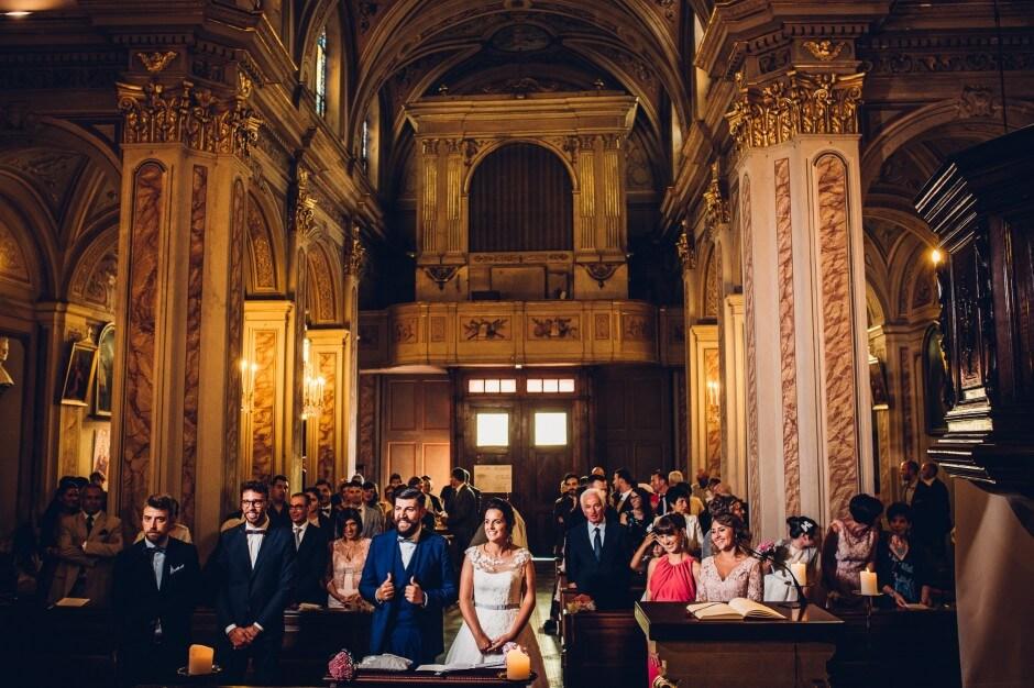 fotografo matrimonio chiesa bra