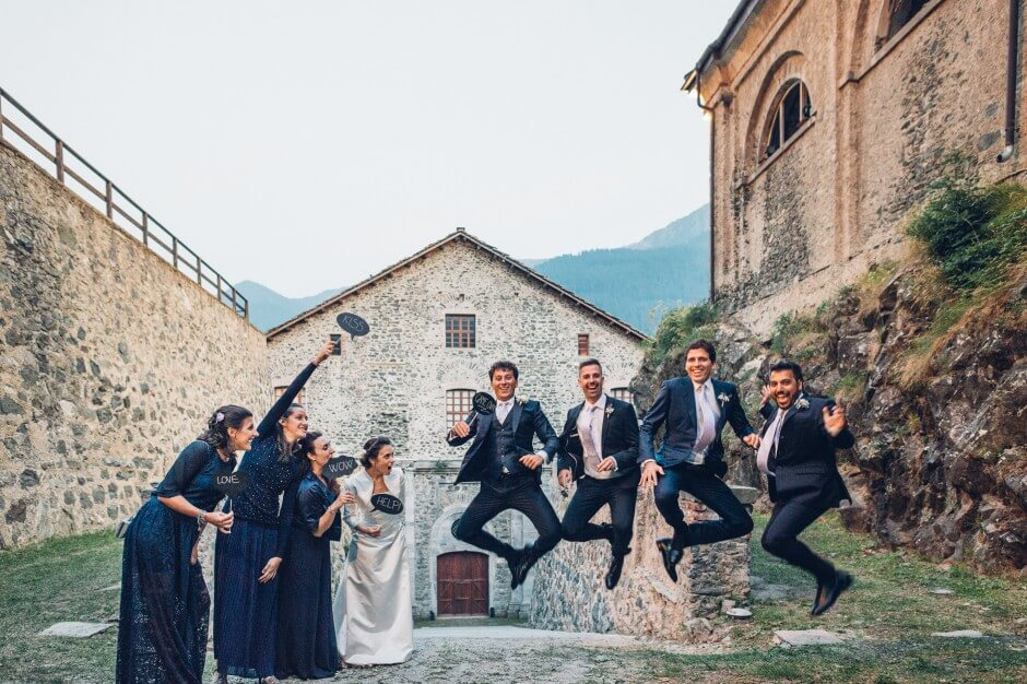 matrimonio forte di fenestrelle