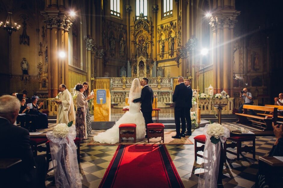 chiesa gesù nazareno matrimonio