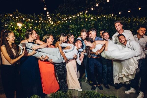 matrimonio villa les reves