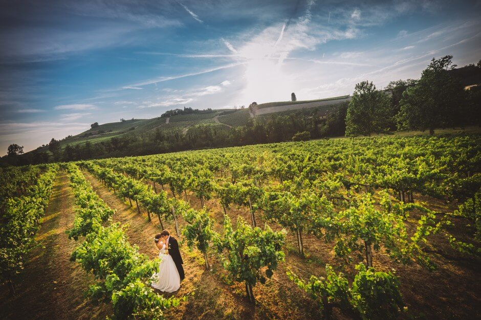 wedding photographer langhe