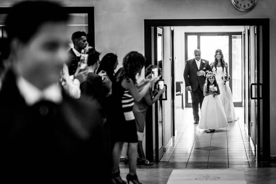 matrimonio sala del regno