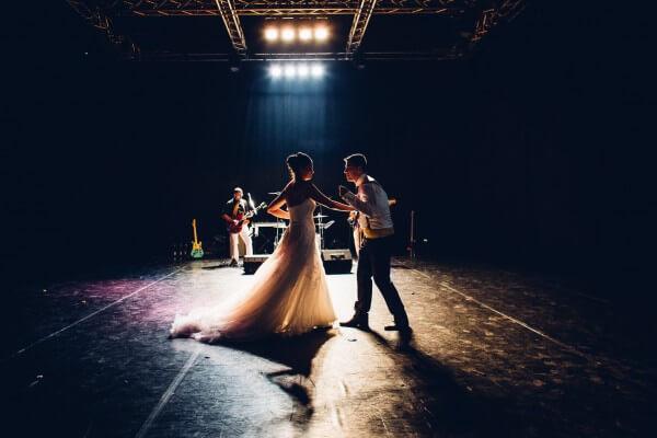 Matrimonio Lavanderia a Vapore