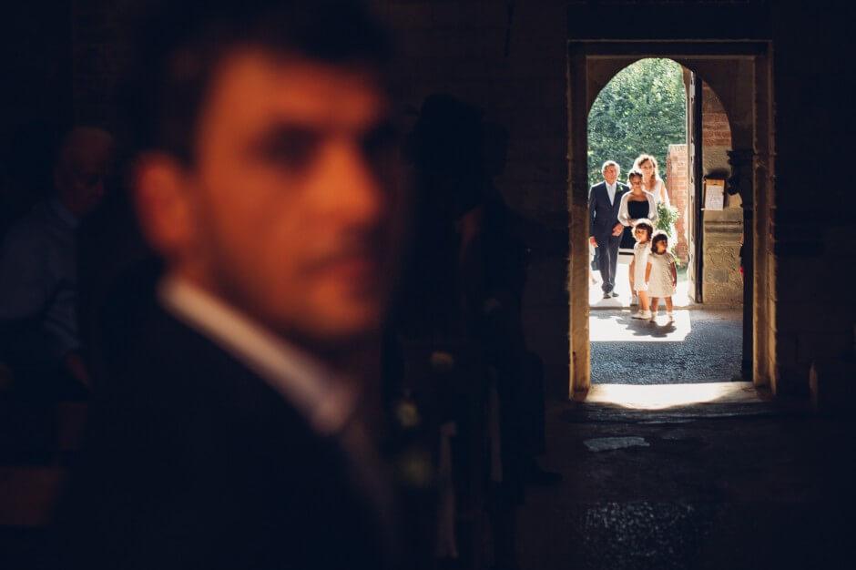cerimonia matrimonio abbazia vezzolano