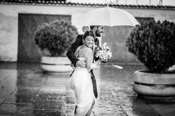 matrimonio pioggia cantine luzi donadei