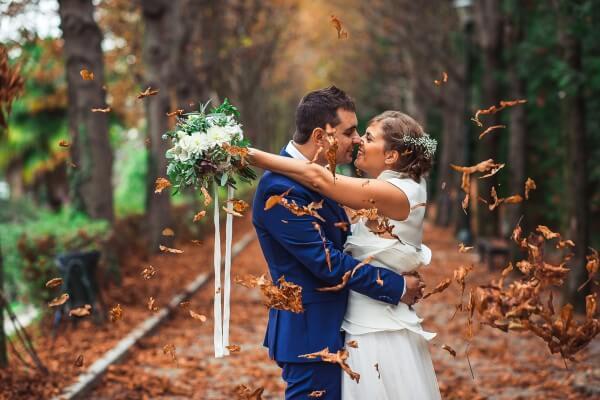 matrimonio autunno tenuta canta volvera