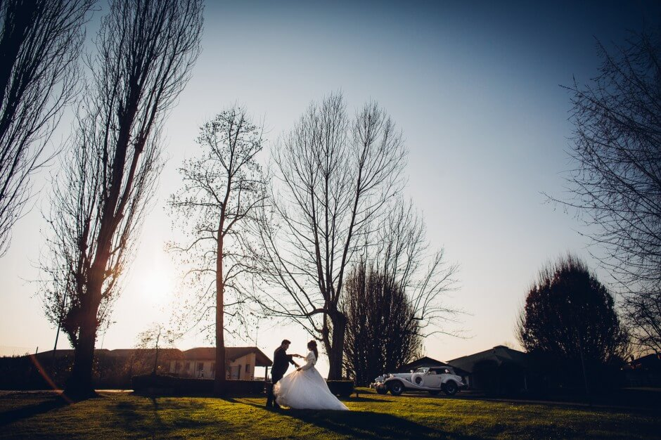 matrimonio invernale lago dei salici