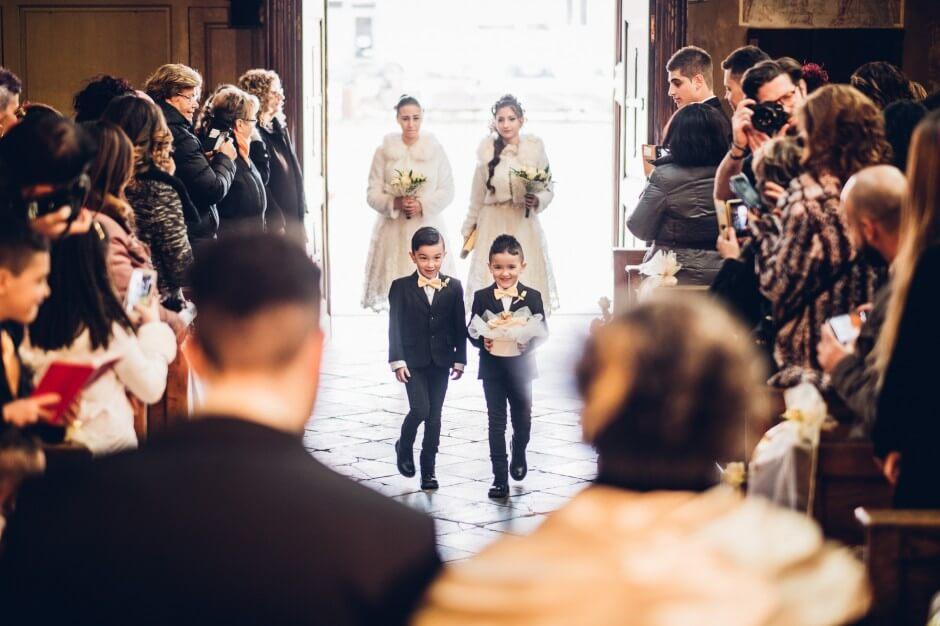 fotografo matrimonio fratelli gemelli