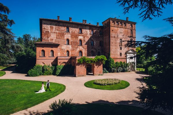 matrimonio castello di pralormo
